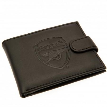 Peňaženka Arsenal FC RFID kožená