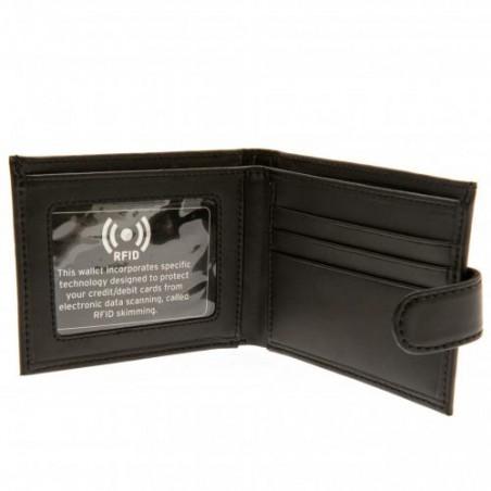 Peňaženka Arsenal FC RFID kožená - vnútro