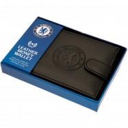 Peněženka Chelsea FC RFID kožená v krabičce