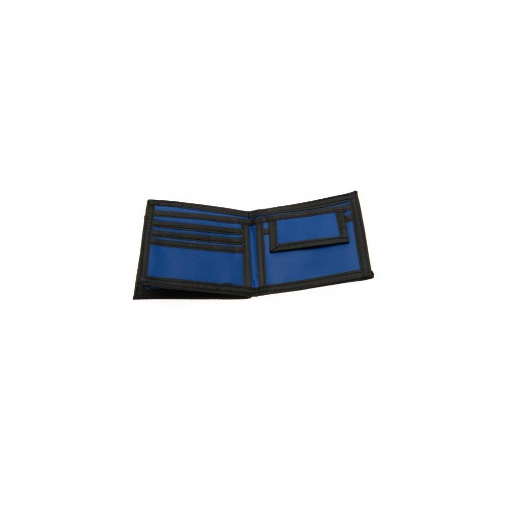 Peňaženka Chelsea FC modrá, otvorená