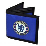 Peňaženka Chelsea FC modrá