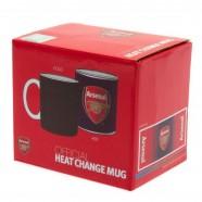 Hrnek Arsenal FC Heat Changing obal