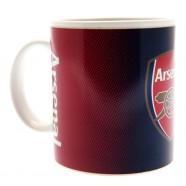 Hrnček Arsenal FC Heat Changing