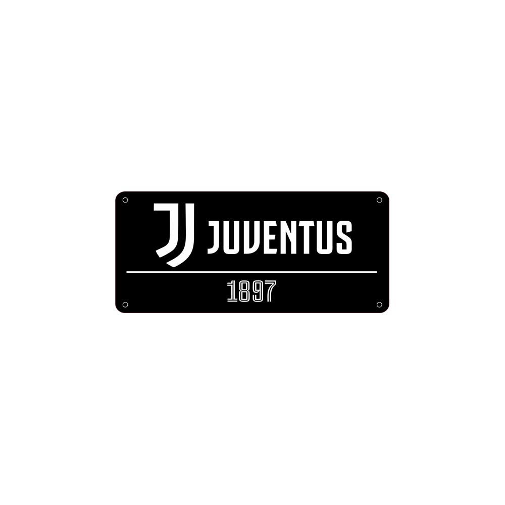 Plechová cedule Juventus velká