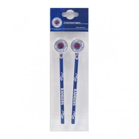Ceruzka s gumou Glasgow Rangers, 2 ks