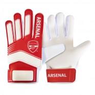 Brankářské rukavice Arsenal FC - dlaňová část