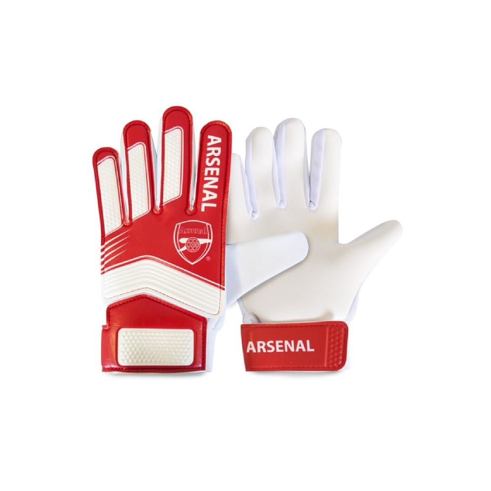 Brankárske rukavice Arsenal FC detské - dlaňová časť