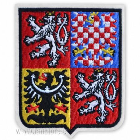 Nášivka štátny znak ČR