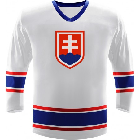 Hokejový dres Slovensko Repre biely