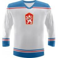 Hokejový dres ČSSR Retro bílý