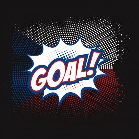 Tričko Starway - Goal, detail potlače