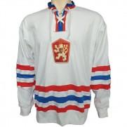Dobový dres ČSSR  bílý