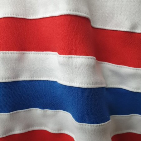Dobový dres ČSSR  bílý pruhy