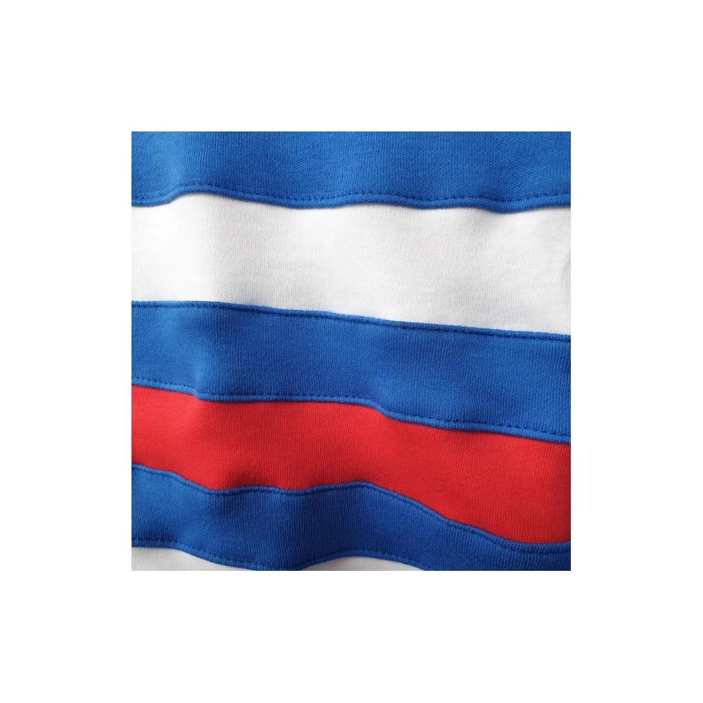 Dobový dres ČSSR  modrý pruhy