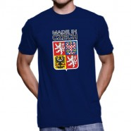 Tričko Made in Czech modré