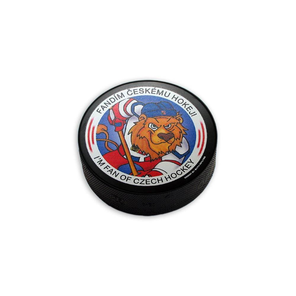 Hokejový puk Levík