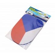 Návleky na zrcátka Česká vlajka