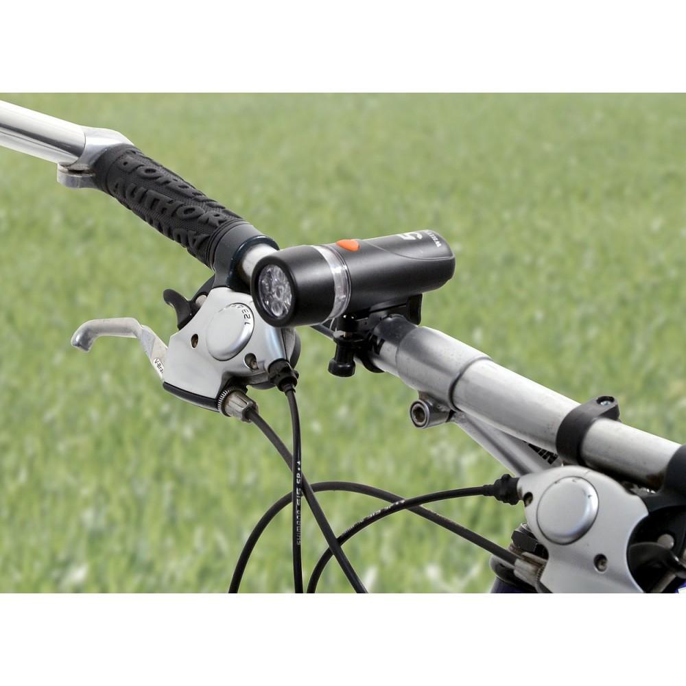 Cyklosvetlo Compass predné foto