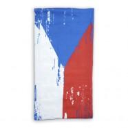 Multifunkční šátek Vlajka