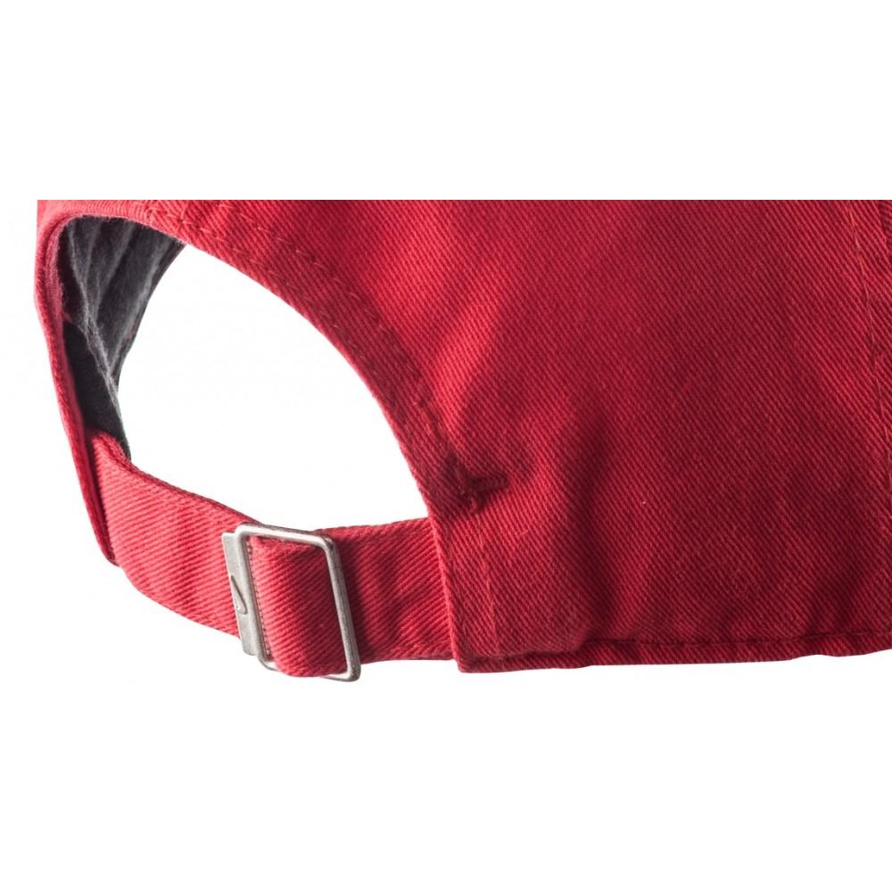 Kšiltovka Nike Česká republika červená, zadní přezka