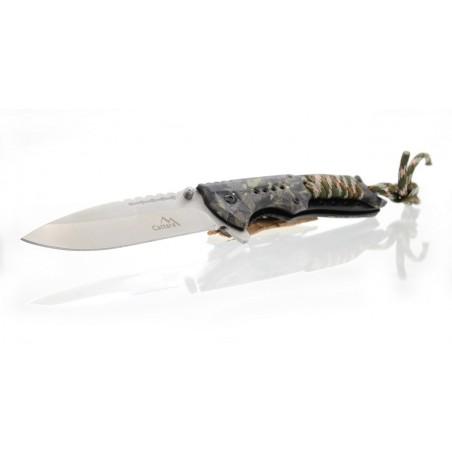 Zatvárací nôž CANA s poistkou, čepeľ