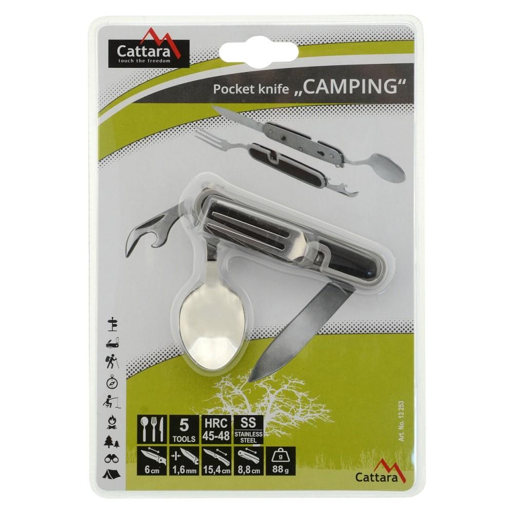Vreckový nôž Camping v blistri