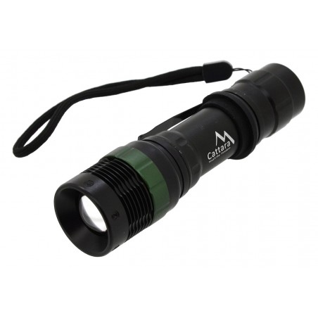 Vreckové svietidlo Cattara LED
