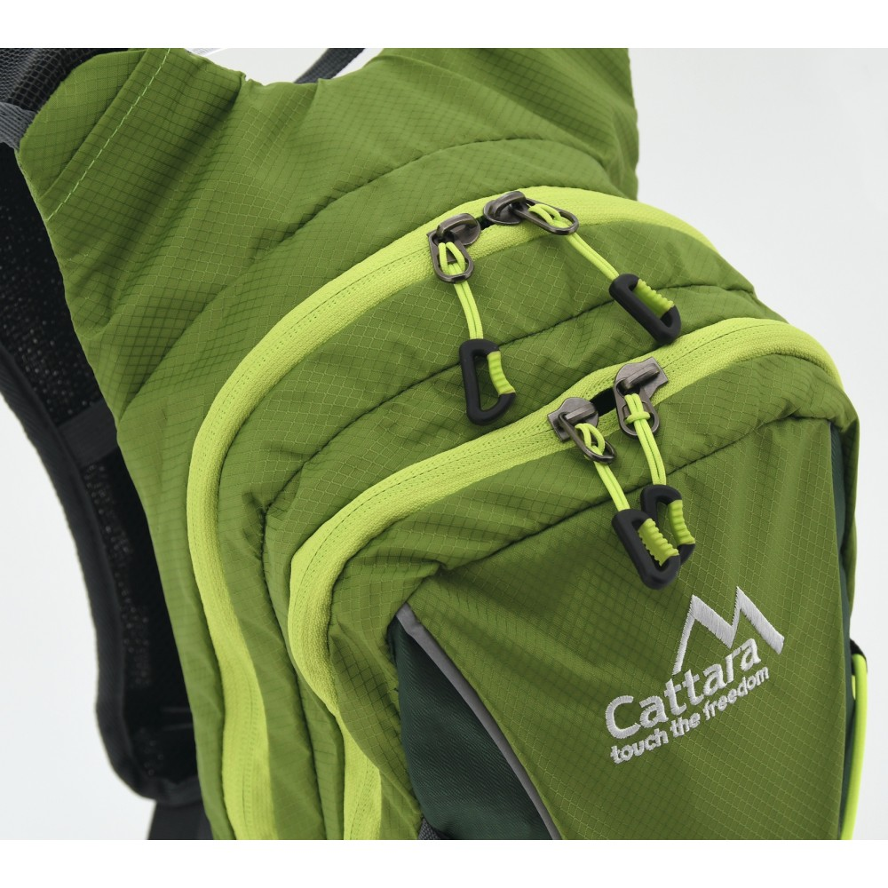 Batoh 10l GreenW zips