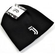 Zimní čepice Juventus černá
