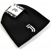 Zimná čiapka Juventus čierna