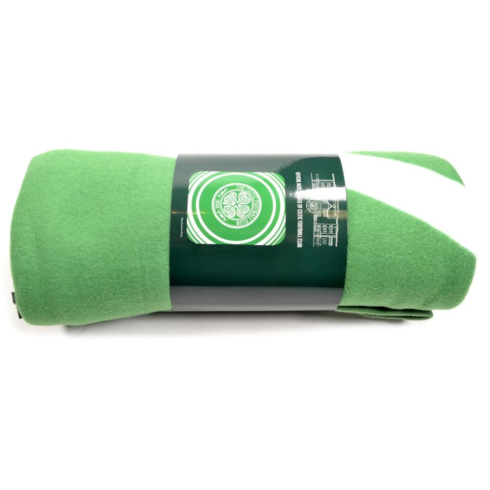 Fleecová deka Celtic Glasgow Pulse
