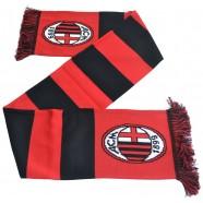 Šála AC Milán pruhovaná
