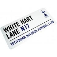 Plechová cedule Tottenham Hotspur velká