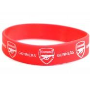 Náramek Arsenal FC silikonový