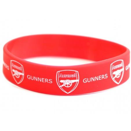 Náramok silikónový Arsenal FC