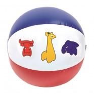 Nafukovací míč se zvířátky