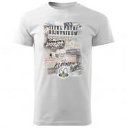 Tričko Titul patří bojovníkům