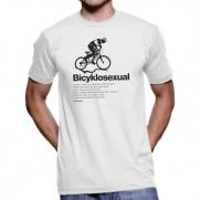 Tričko Bicyklosexual