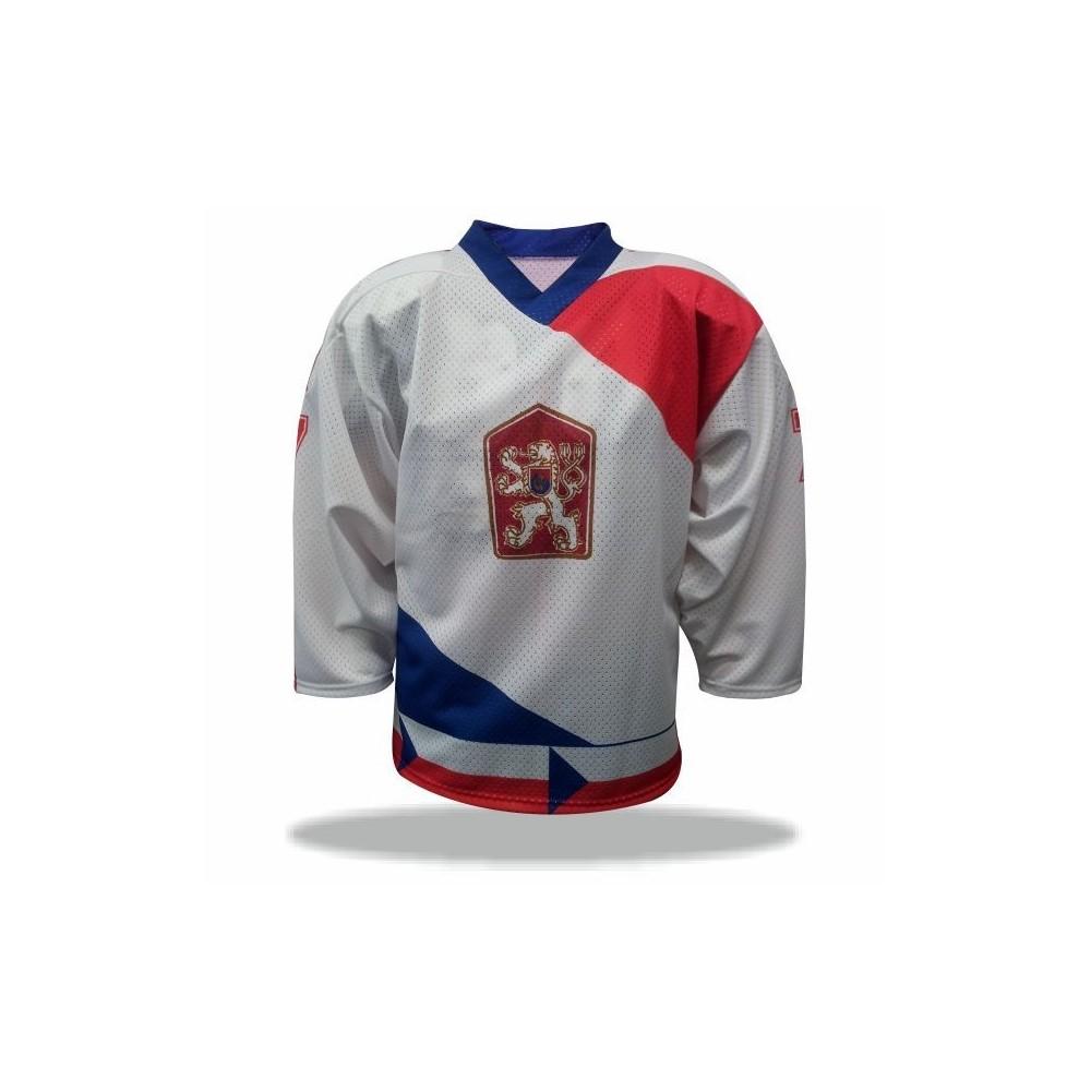 RETRO dres ČSSR 1986 bílý b70c0dd384