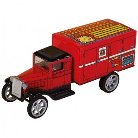 Hawkeye hasič - skriňa