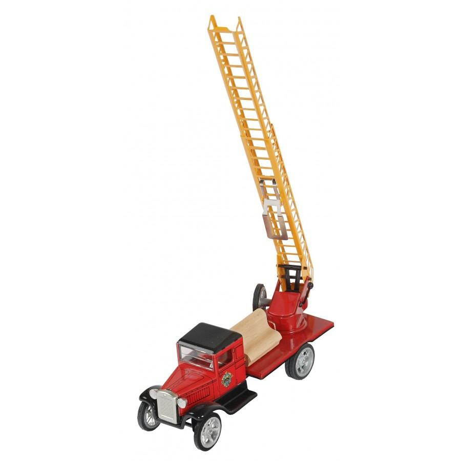 Hawkeye hasič - rebrík