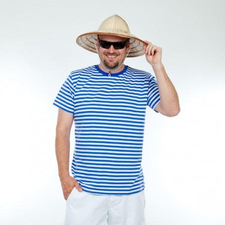 Námornícke tričko Captain River