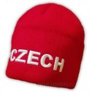 Zimní čepice ČR