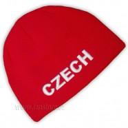 Zimní čepice ČR CZECH