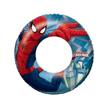Nafukovacie koleso Spiderman