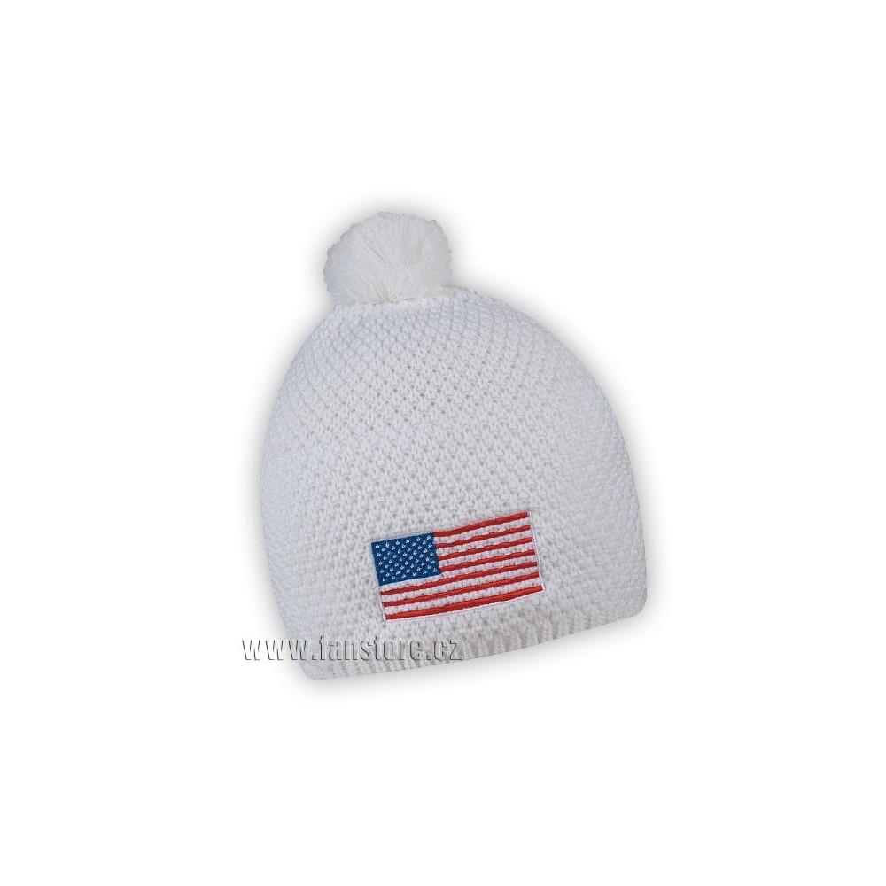Zimní čepice Spojené Státy