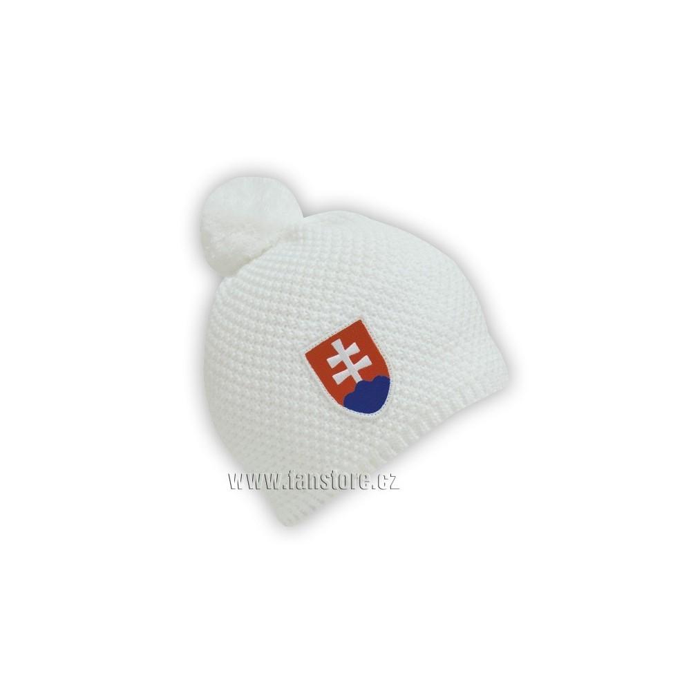 Zimní čepice Slovensko