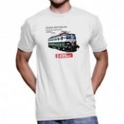 Tričko Lokomotiva E499.047 - Bobina