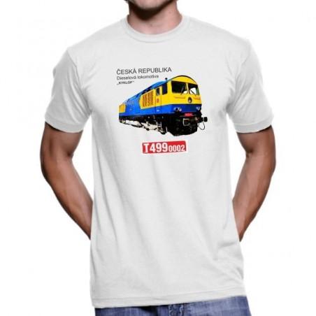 Tričko Lokomotiva T499.0002 Kyklop