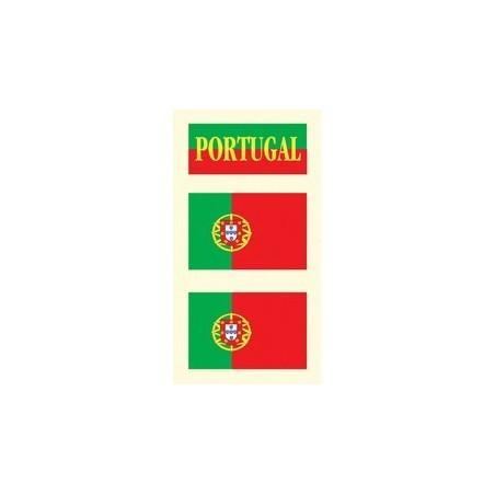 Tetovacie obtlačky Portugalsko